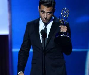 Emmy Awards 2013 : Bobby Cannavale remporte le prix de meilleur acteur dans un second-rôle pour une série dramatique pour Boardwalk Empire le 22 septembre 2013 à Los Angeles