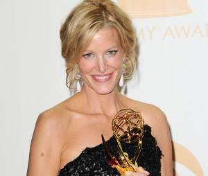 Emmy Awards 2013 : Anna Gunn le 22 septembre 2013 à Los Angeles