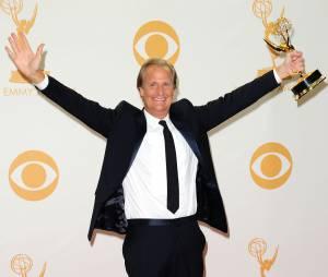 Emmy Awards 2013 : Jeff Daniels le 22 septembre 2013 à Los Angeles