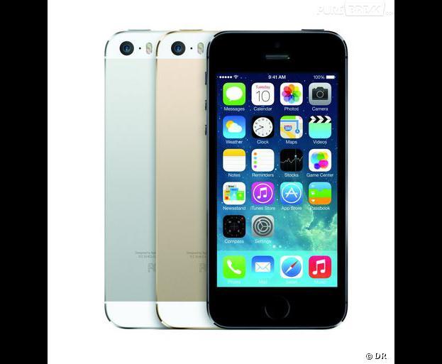 iPhone 5C est disponible depuis le 20 septembre à partir de 599€