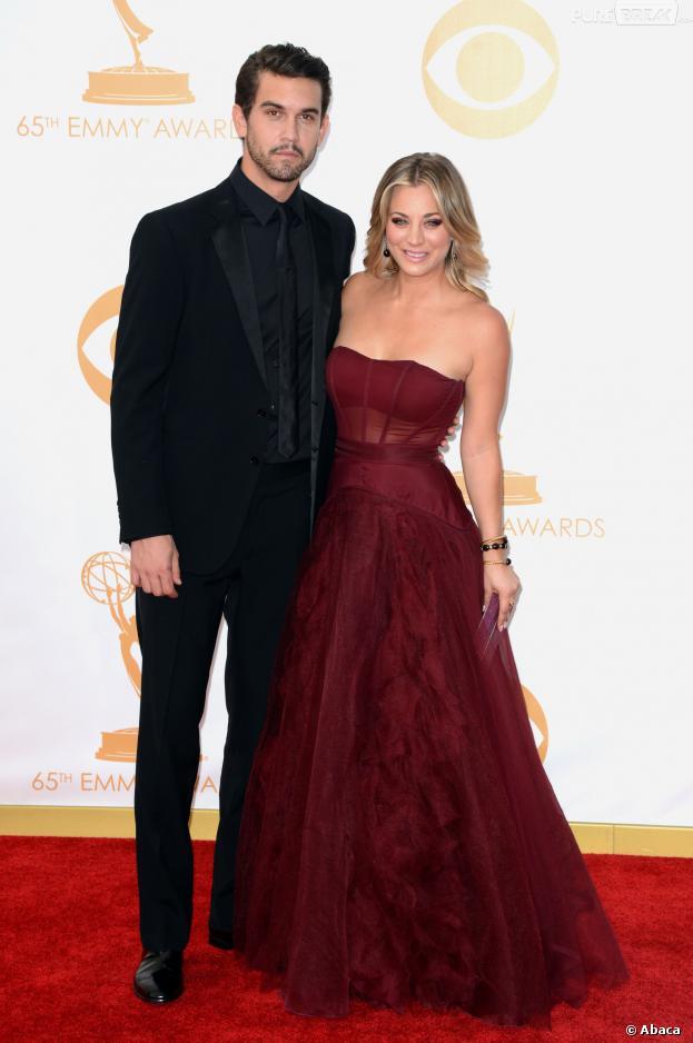 Kaley Cuoco de The Big Bang Theory fiancée à Ryan Sweeting