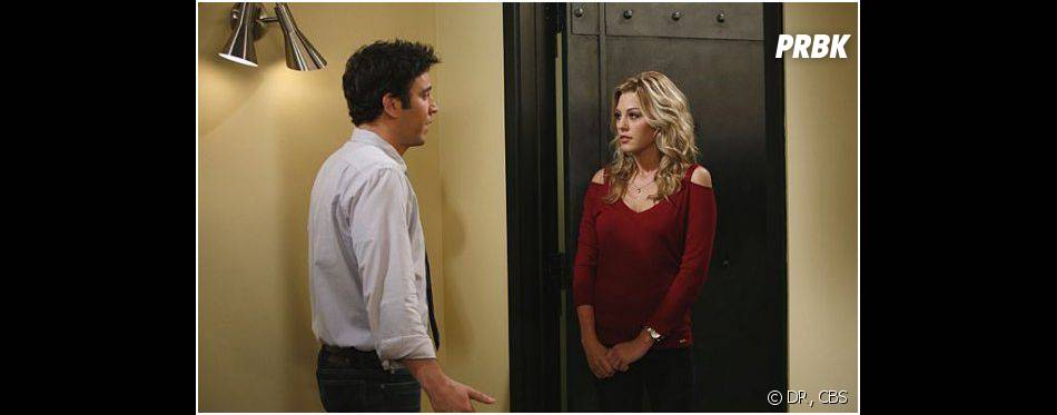 How I Met Your Mother saison 9, épisode 3 : Ted face à une jolie blonde