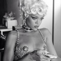 Rihanna : Pour it up, les photos sexy avant le clip