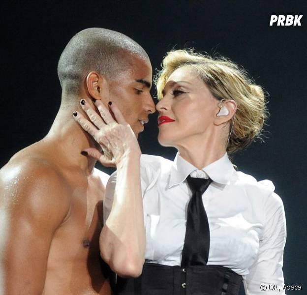 Danse avec les stars 4 : Madonna a regardé et critiqué la prestation de Brahim Zaibat lors du premier prime de l'émission