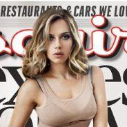 Scarlett Johansson : star la plus sexy de 2013 selon Esquire