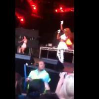 Azealia Banks : le concert le plus court du monde