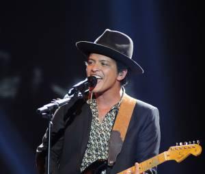 Bruno Mars est nommé aux American Music Awards 2013