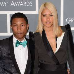 Pharrell Williams : mariage hype devant Usher et Busta Rhymes