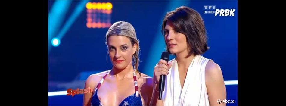 Splash saison 1 : Estelle Denis et Eve Angeli
