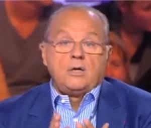 Gérard Louvin fait son mea culpa dans l'émission Touche pas à mon poste