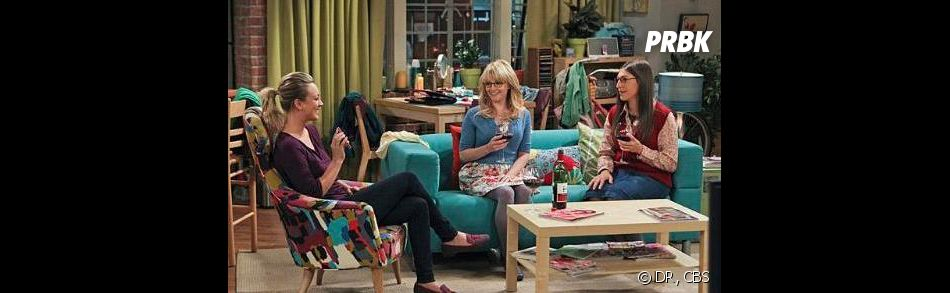 The Big Bang Theory saison 7 : photo promo de l'épisode 5 intitulé The Workplace Proximity