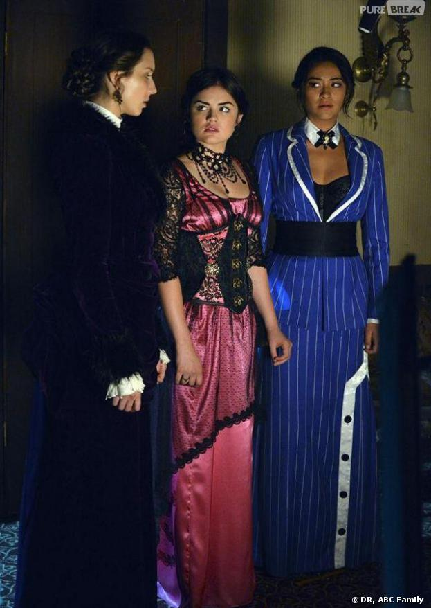 Pretty Little Liars saison 4, épisode 13 : ambiance costumée pour Halloween