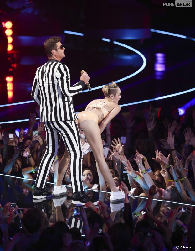 Glee saison 5 : Miley Cyrus et le twerk à l'honneur