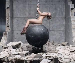 Miley Cyrus : Wrecking Ball, le clip