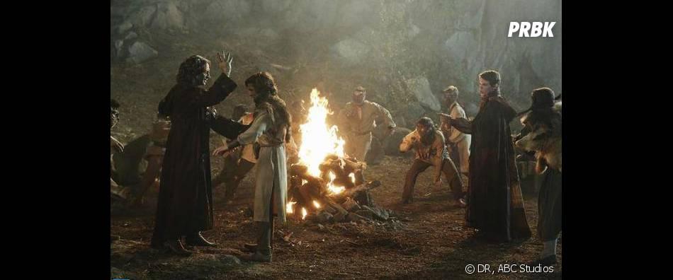 Once Upon a Time saison 3, épisode 4 : Rumplestiltskin face à Peter Pan