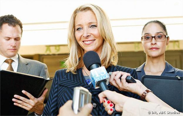 Scandal saison 3, épisode 4 : Lisa Kudrow débarque