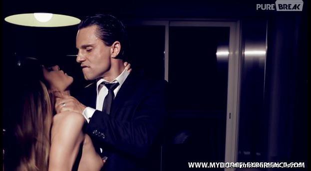 Allan Théo et sa femme Sophie dans un premier film pornographique produit par Marc Dorcel