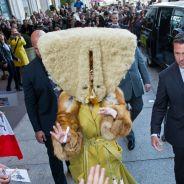 Lady Gaga : Bob l'éponge ou topless et moustachue, faites votre choix