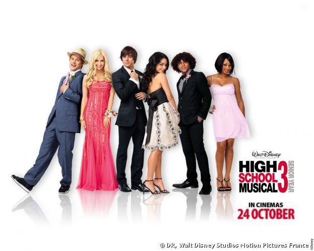 High School Musical : le cast se réunit pour la bonne cause
