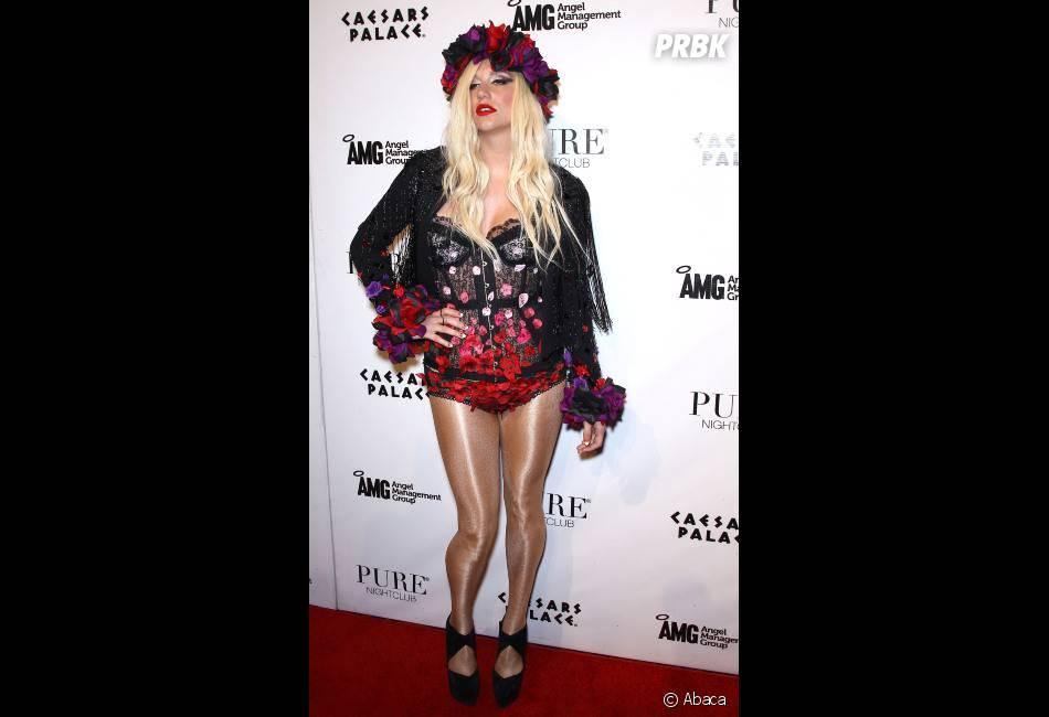 Kesha s'est tapée un fantôme