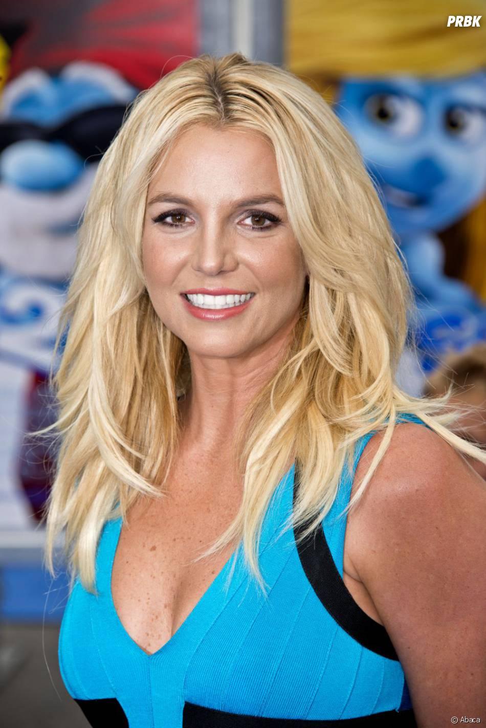 Britney Spears poussée par la production pour en faire trop ?