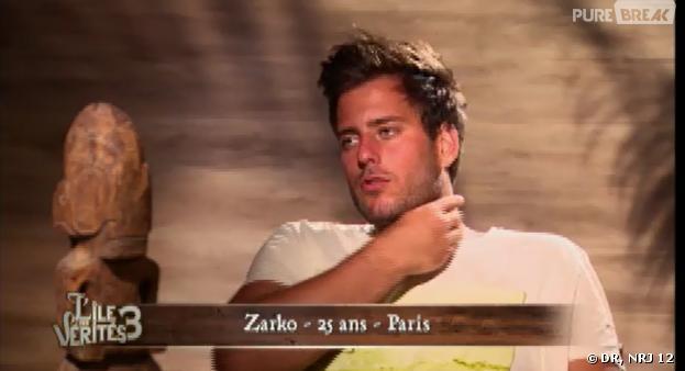 L'île des vérités 3 : Zarko en plein délire mégalo