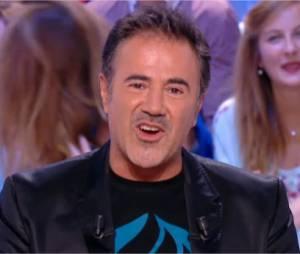 Le Grand Journal : José Garcia prend possession du plateau le 28 octobre 2013 pour ses retrouvailles avec Antoine de Caunes