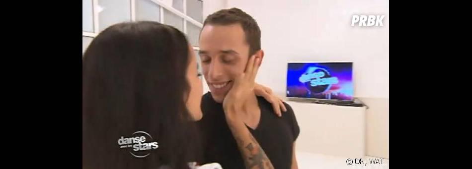 Danse avec les stars 4 : Alizée complice avec son partenaire