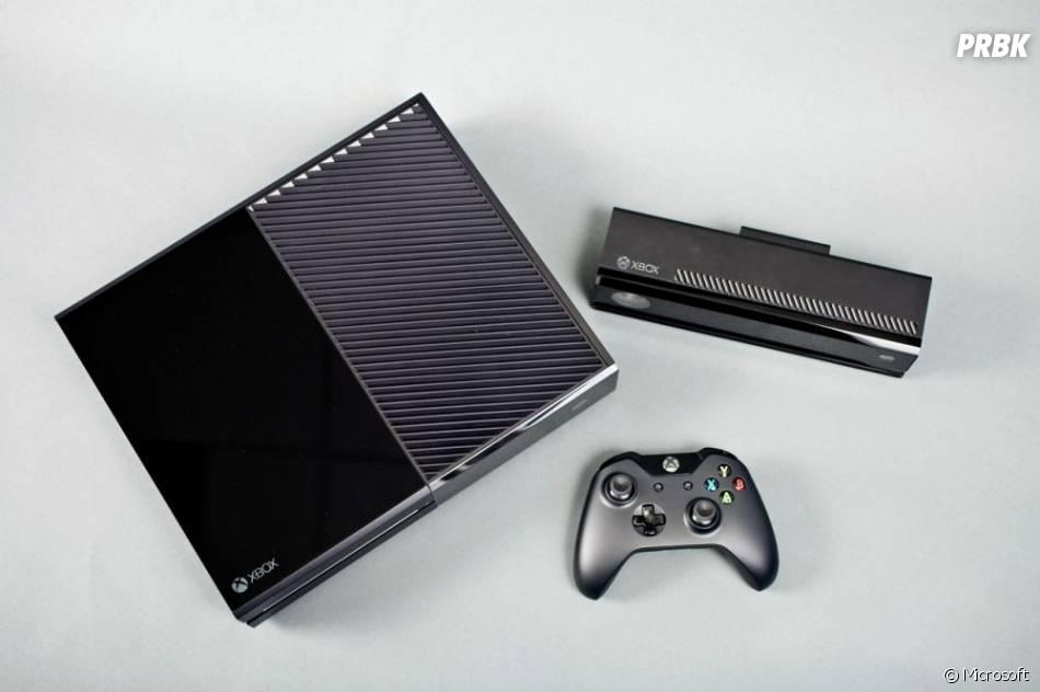 La Xbox One pourrait un jour fonctionner avec un clavier et une souris