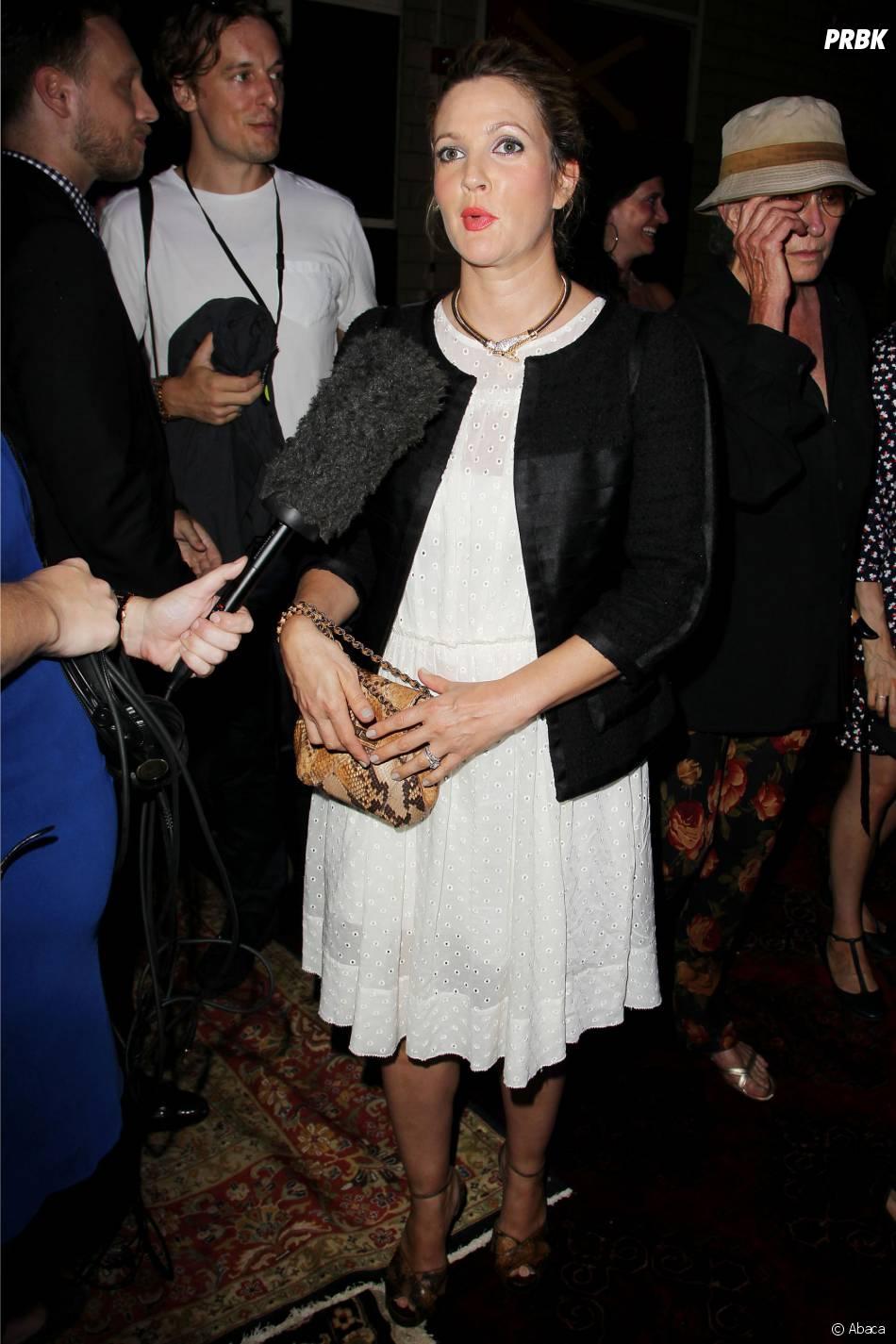 Drew Barrymore pourrait encore devenir maman