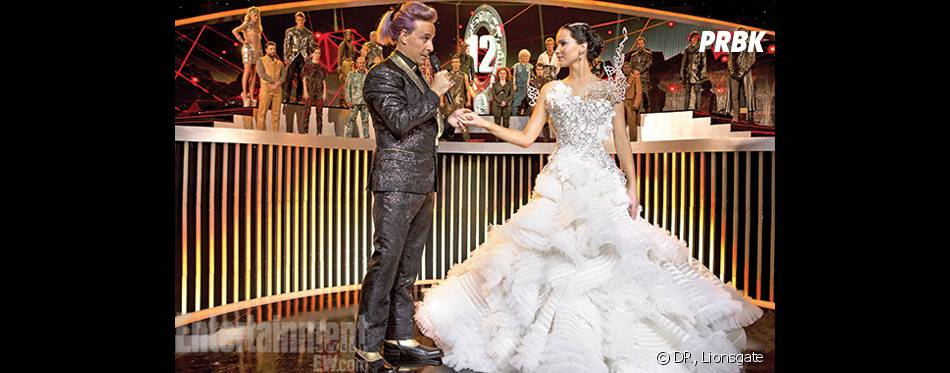 Hunger Games 2 : Katniss en robe de mariée