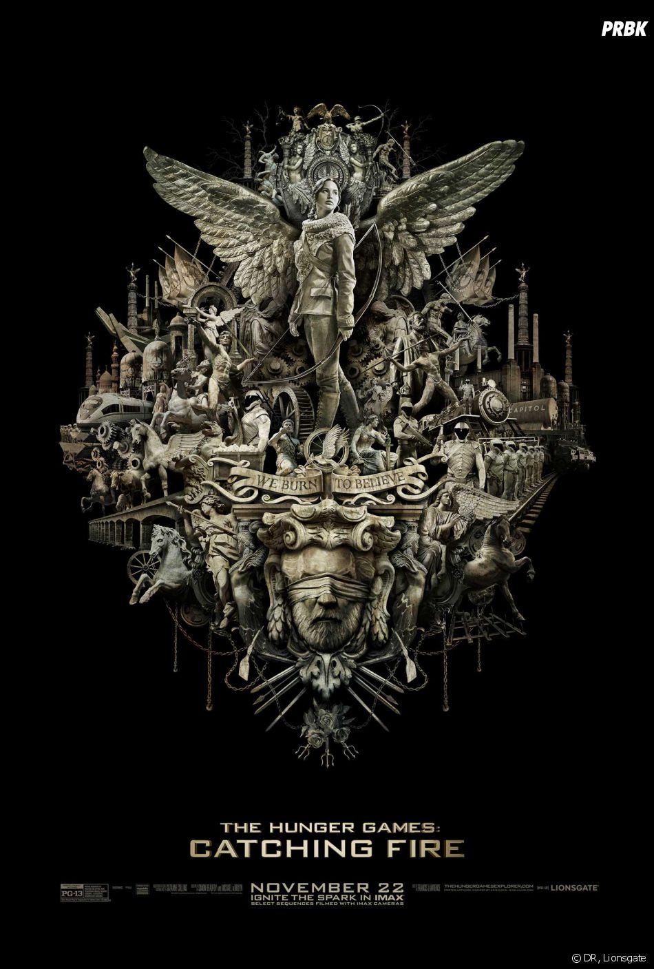 Hunger Games 2 : au cinéma le 27 novembre 2013