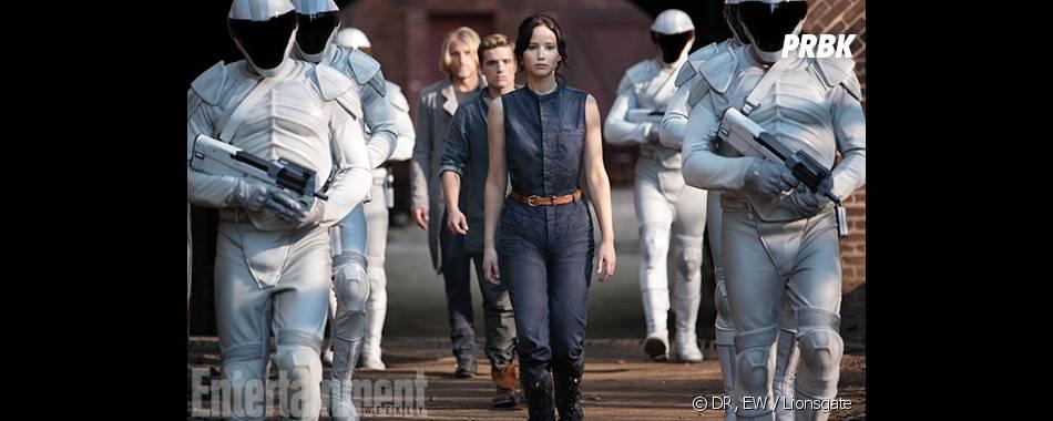 Hunger Games 2 : Katniss et Peeta sur une photo