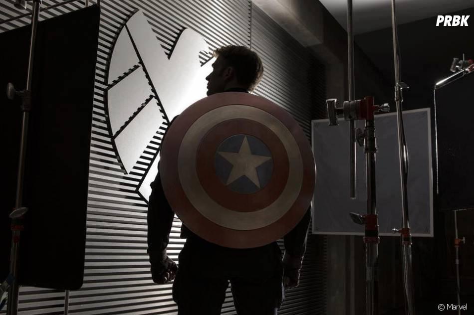 Captain America 2 dévoile sa première photo