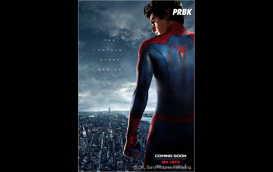 The Amazing Spider-Man : Andrew Garfield émet une drôle d'idée