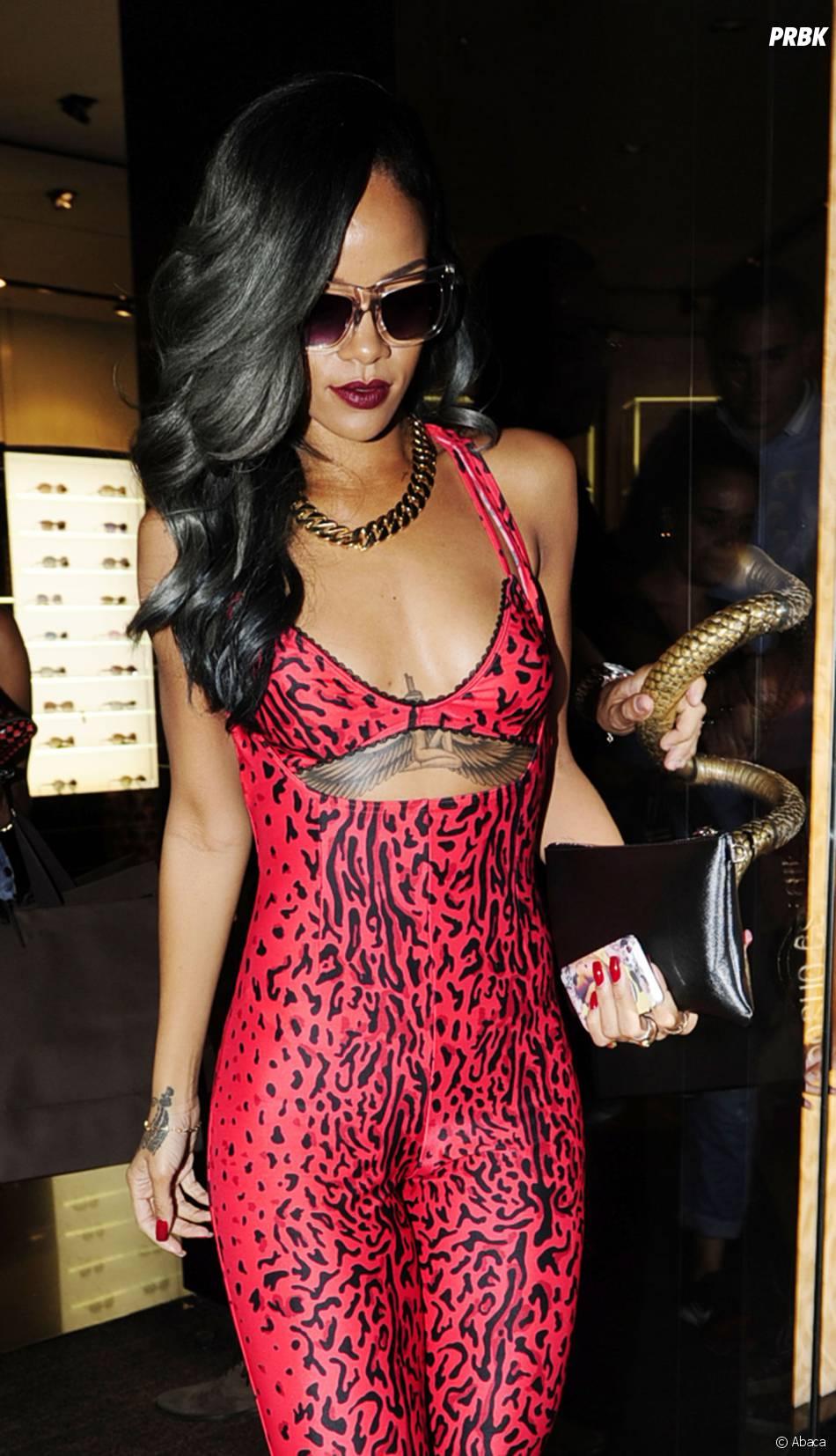 Rihanna réagit sur Twitter après le passage du typhon Haiyan aux Philippines