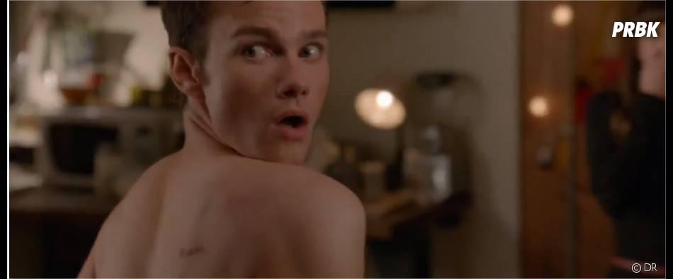 Glee saison 5, épisode 5 : un tatouage pour Kurt dans la bande-annonce