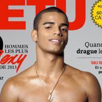 Brahim Zaibat (Danse avec les stars 4) : homme le plus sexy de 2013 pour Têtu