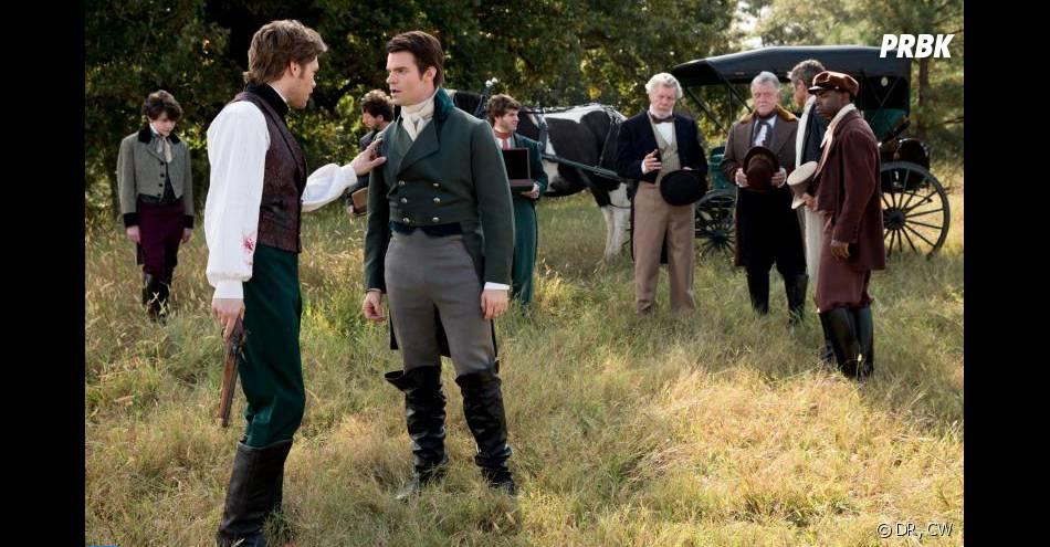The Originals saison 1, épisode 8 : Klaus et Elijah sur une photo