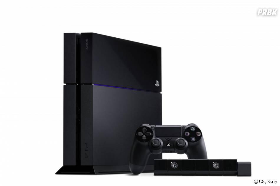 PS4 : la console sera comptaible DLNA et pourra lire les CD