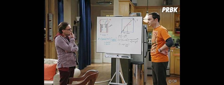 The Big Bang Theory saison 7 : Sheldon va bouder
