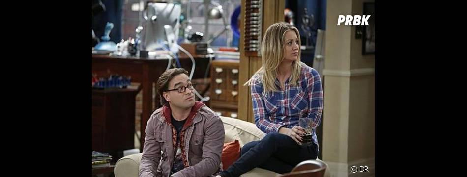 The Big Bang Theory saison 7 : problème de couple à venir ?