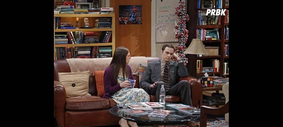 The Big Bang Theory saison 7 : Sheldon boude dans l'épisode 9