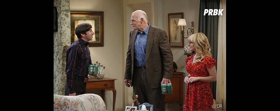 The Big Bang Theory saison 7 : Le père de Bernadette revient