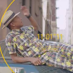 Pharrell Williams : Happy, le clip de 24h avec Odd Future, Jimmy Fallon...