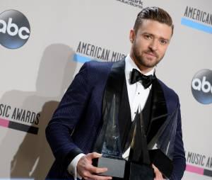 American Music Awards 2013 : Justin Timberlake gagnant