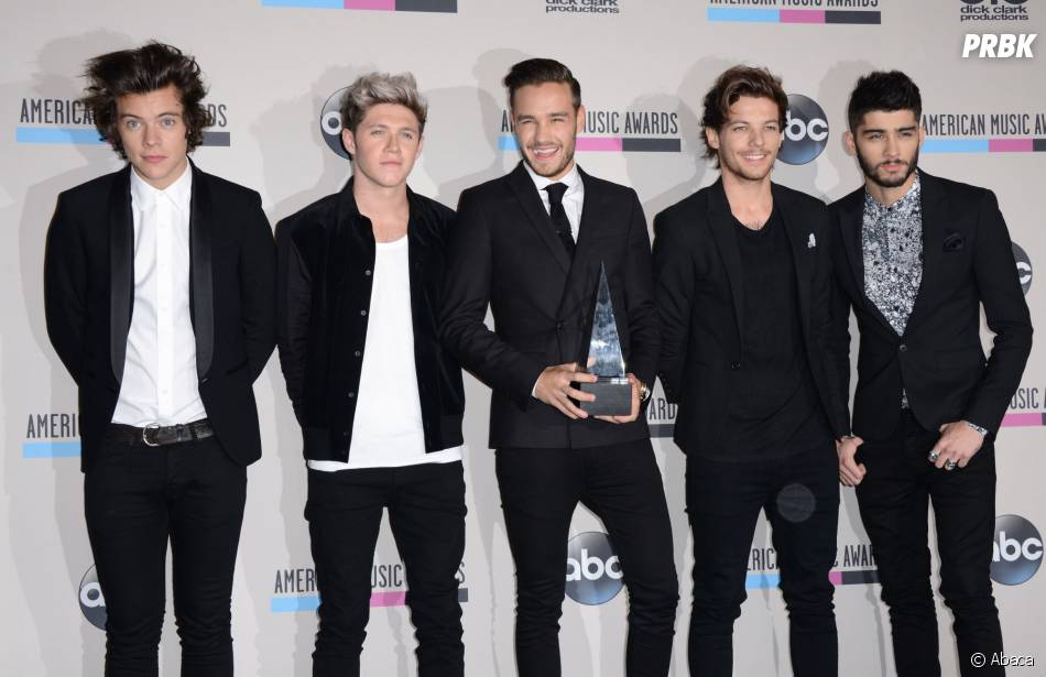 American Music Awards 2013 : One Direction
