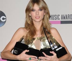 American Music Awards 2013 : Taylor Swift grande gagnante