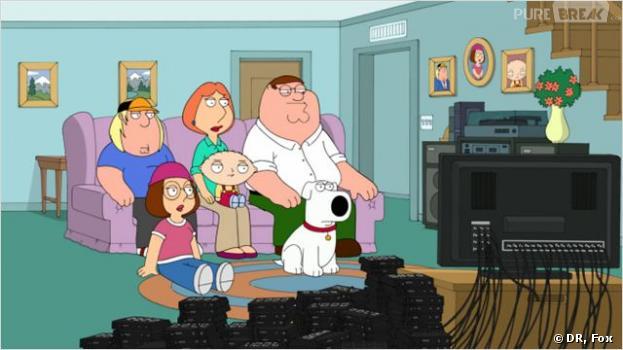 Les Griffin (Family Guy) : l'un des personnages principaux est mort