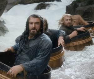 The Hobbit 2 : la Désolation de Smaug - nouvelle attraction aquatique